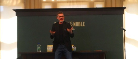 Mo Willems speaks